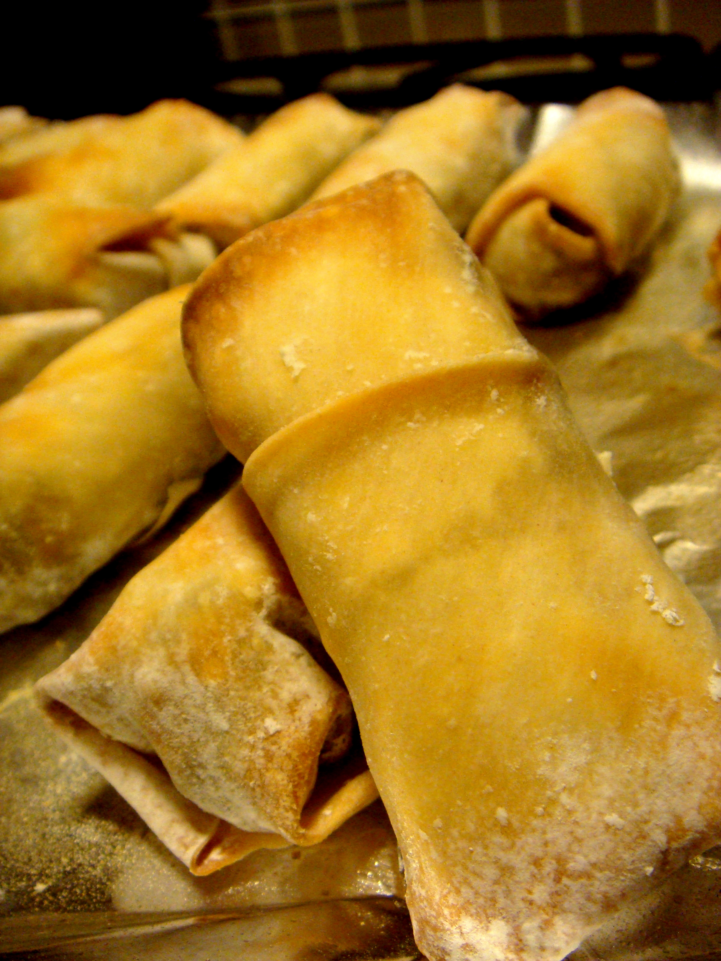 Easy Egg Rolls/ Lumpia | flavorbliss