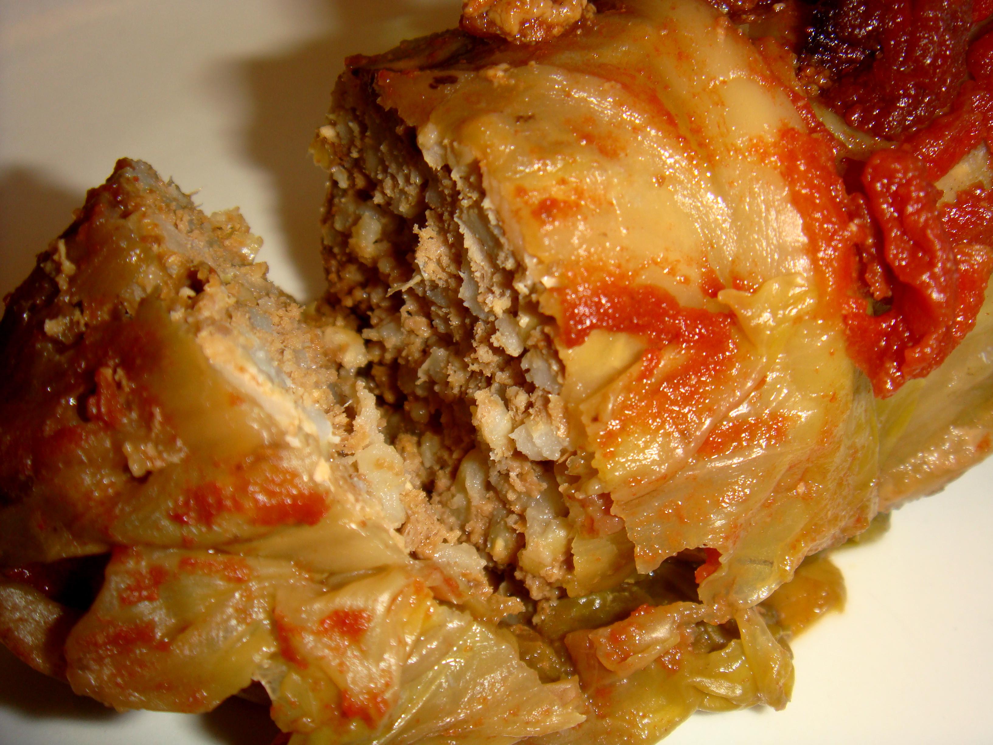 Yummy Cabbage Rolls | flavorbliss